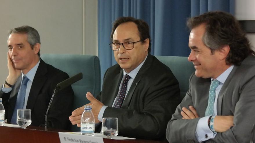 Vicent Soler, conseller de Hacienda