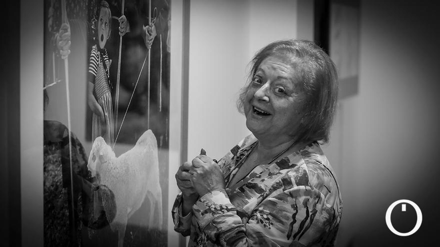Entrevista N&B a la fotógrafa Cristina García Rodero