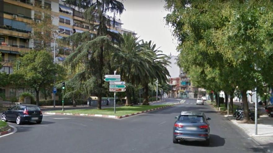 Avenida Hernán Cortés Cáceres
