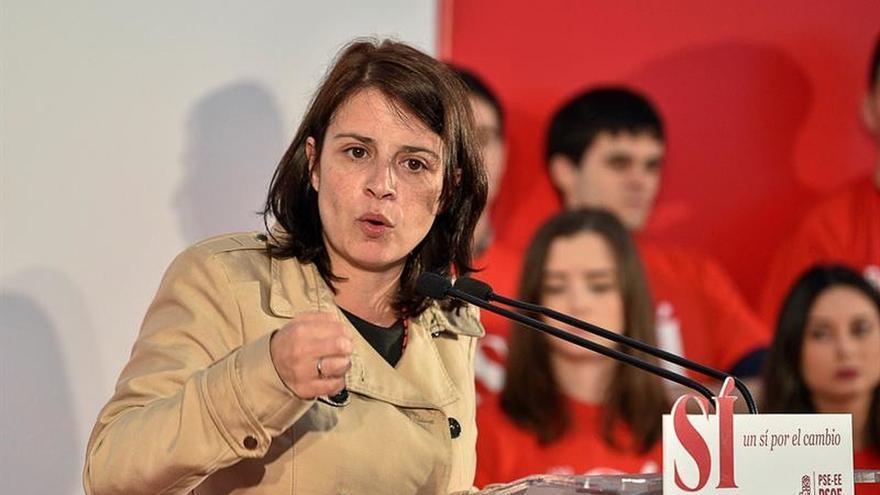 """Adriana Lastra dice que la gestora del PSOE ha """"penalizado"""" su posición política"""