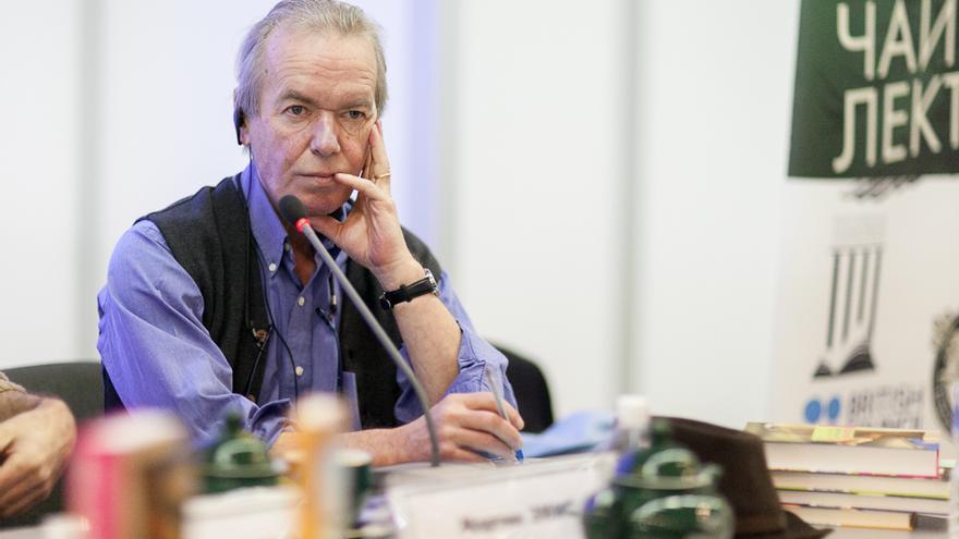 El novelista británico Martin Amis, en una foto de 2013 (Imagen: British Council de Rusia   Flickr)