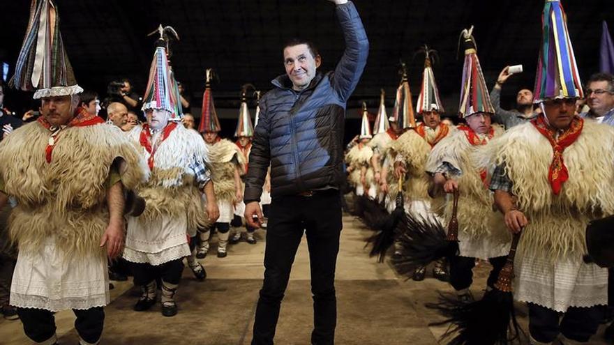 "Otegi aboga por abrir en Euskadi ""el segundo frente al Estado cuanto antes"""