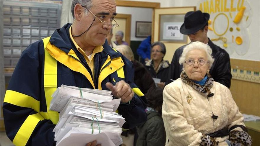 El plazo para que voten los españoles en el extranjero finaliza hoy