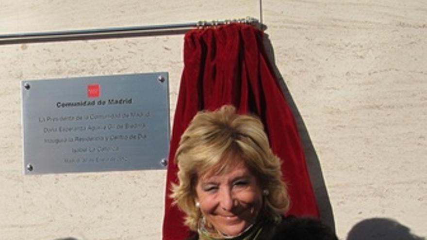 Aguirre Inaugura Una Residencia De Ancianos