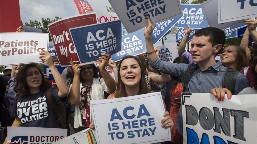 El Supremo de EE.UU. respalda los subsidios a los seguros médicos de Obama