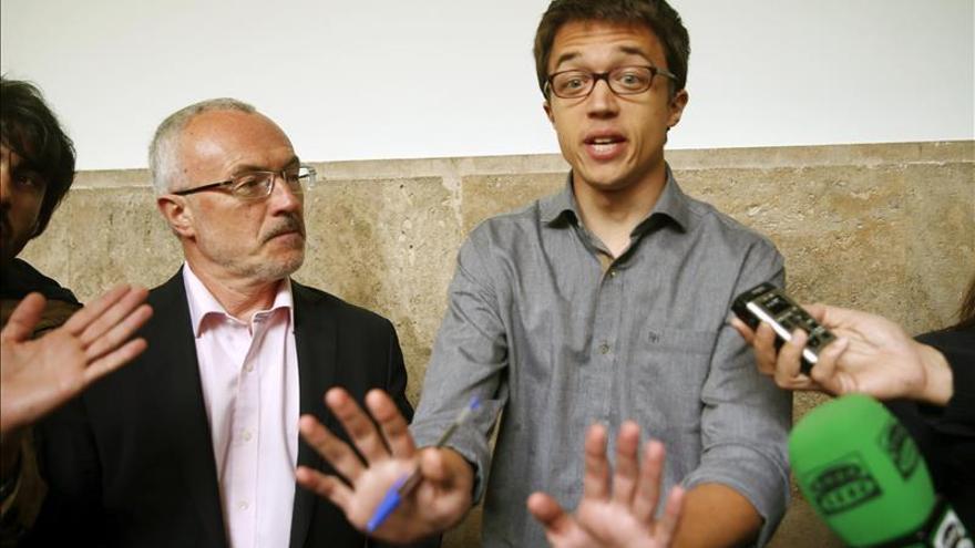 Errejón asegura que Podemos será decisivo en la Comunitat Valenciana