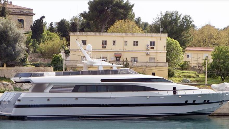 Baleària comprará el antiguo yate Fortuna por 2,2 millones de euros