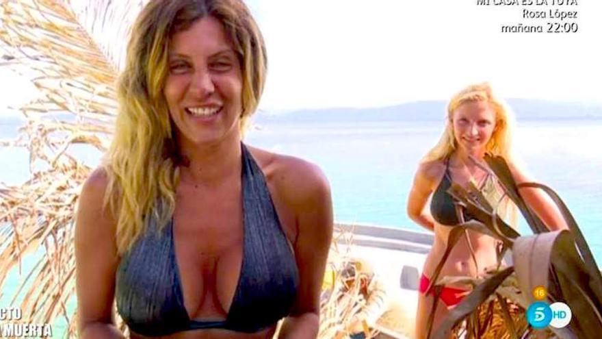 ¿Es falsa la contagiosa risa de Paola en Supervivientes?