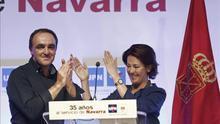 Yolanda Barcina en Telefónica o el triunfo de la amistad entre Alierta y Pizarro