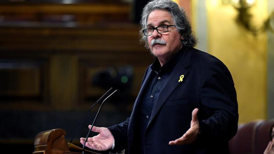 Joan Tardá cree que no se está hablando claro sobre los restos de Franco