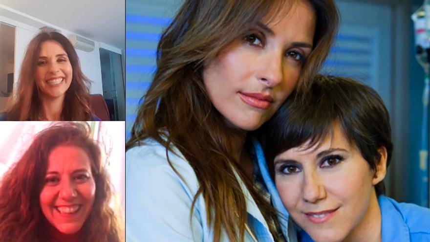 """Patricia Vico, Fátima Baeza y el spin-off de Maca y Esther con el que fantasean sus fans: """"Podría ser muy interesante"""""""