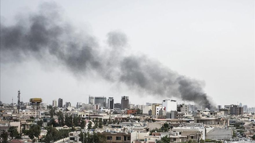 Al menos 32 muertos, entre ellos 10 agentes, en actos de violencia en Irak