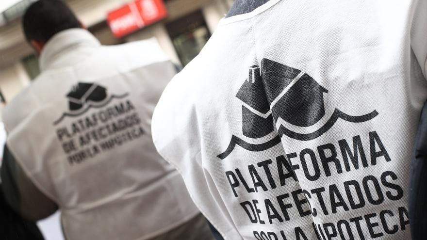 El PSOE apoyará la tramitación de la ley de vivienda de la PAH, pero avisa que presentará enmiendas