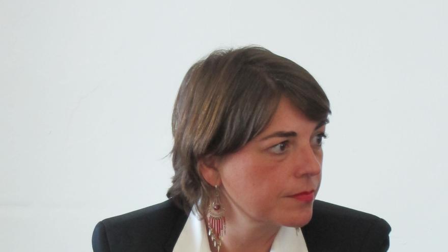 """Elena Cortés dice sobre IU que hay que """"organizar la rebelión"""" y que """"hacen falta más ideas y más gente"""""""