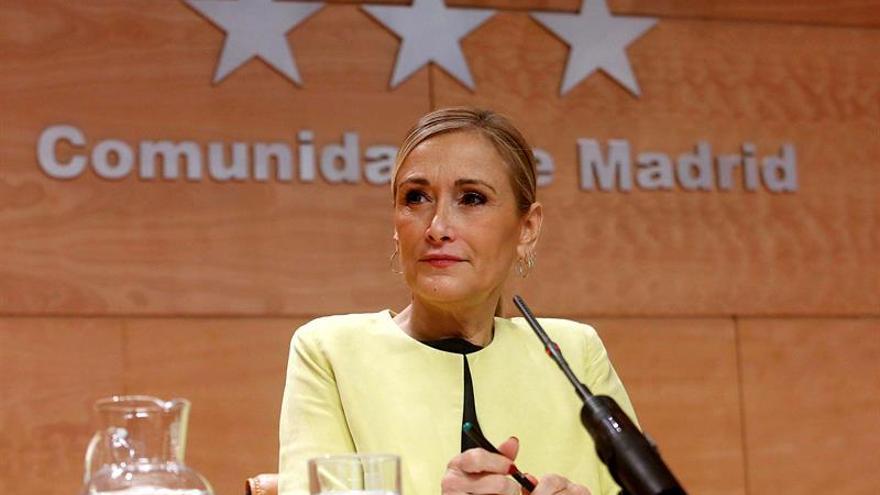"""La Junta de Andalucía exige a Cifuentes que rectifique """"de verdad"""" tras """"reincidir"""" en su error"""