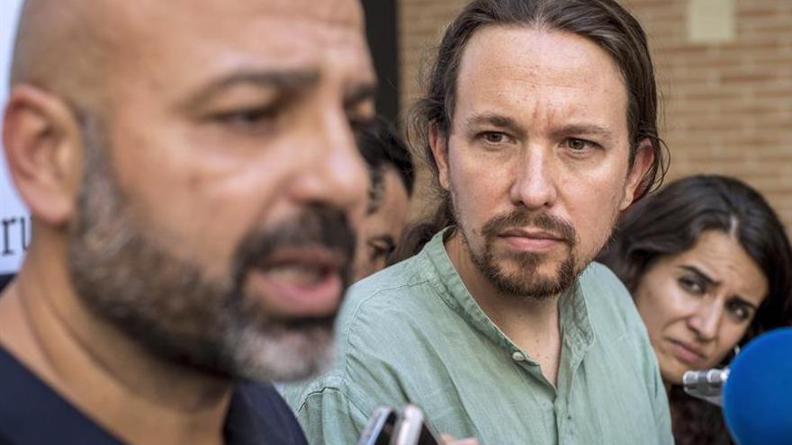 García Molina (Podemos): El entendimiento con PSOE pondrá fin a la parálisis