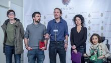 """Ramón Espinar invita a Pablo Iglesias a una reunión """"ampliada"""" de la dirección de Podemos Madrid tras la Operación Lezo"""