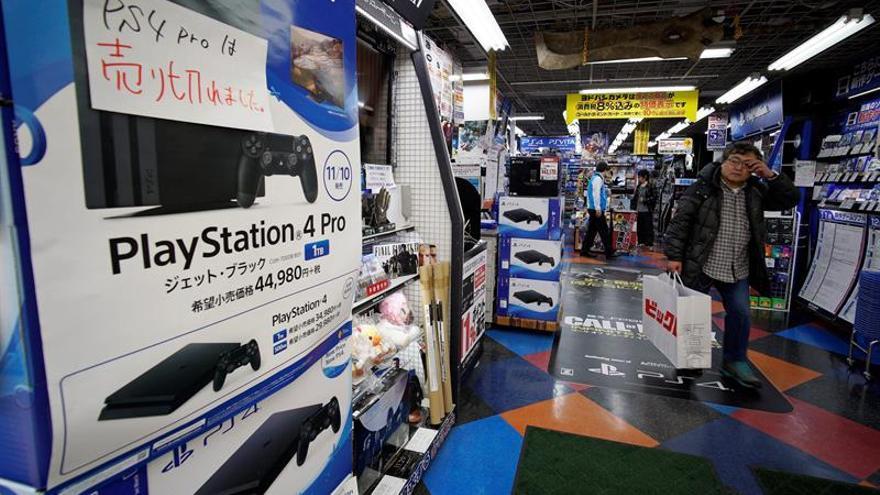 Sony lanza hoy PlayStation 4 Pro, una consola más potente y compatible con 4k