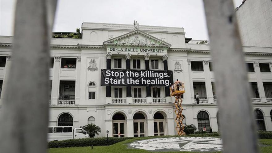 El Congreso filipino rectifica y restablece la dotación para DD.HH en 2018