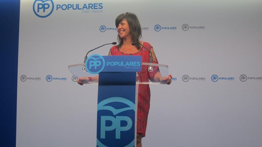 """PP vasco cree que el adelanto electoral responde más """"a un interés particular"""" del lehendakari que """"general"""""""
