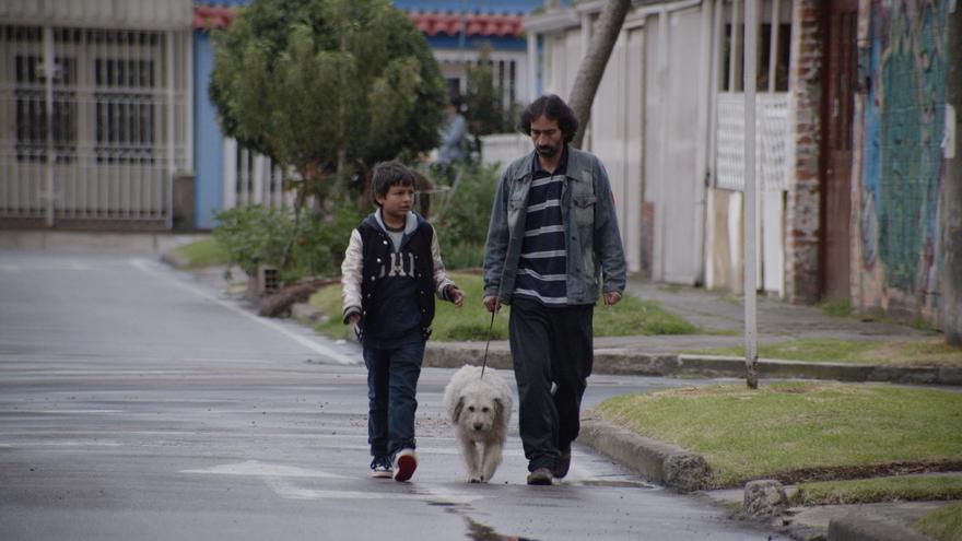 Fotograma de 'Gente de bien', filme colombiano