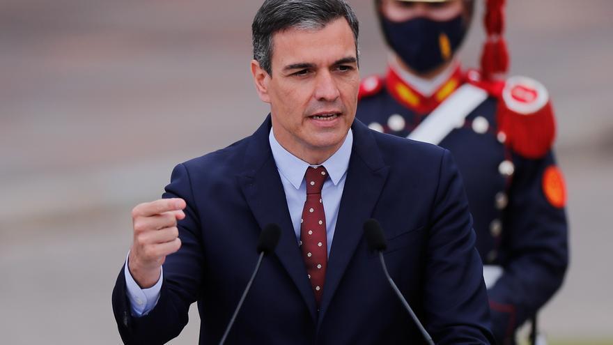Sánchez afirma que no es prioritario hacer una remodelación de su Gobierno