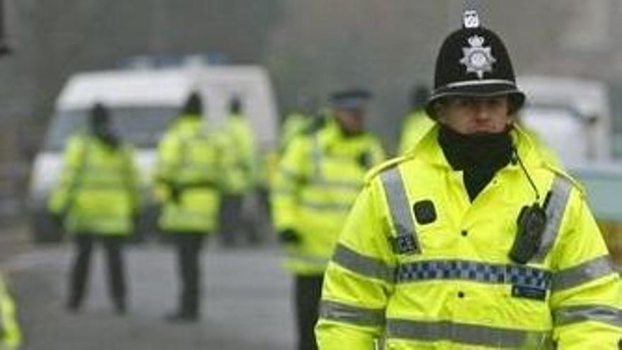 Policia reino unido londres recurso