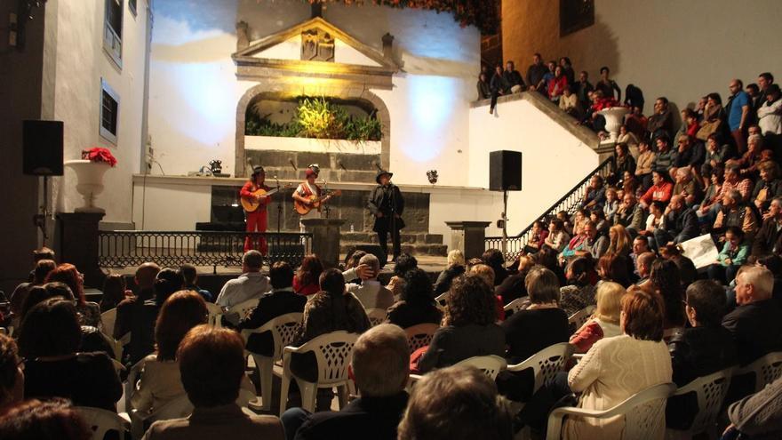 Anticraisis Consort hizo disfrutar al público asistente. Foto: JOSÉ AYUT.