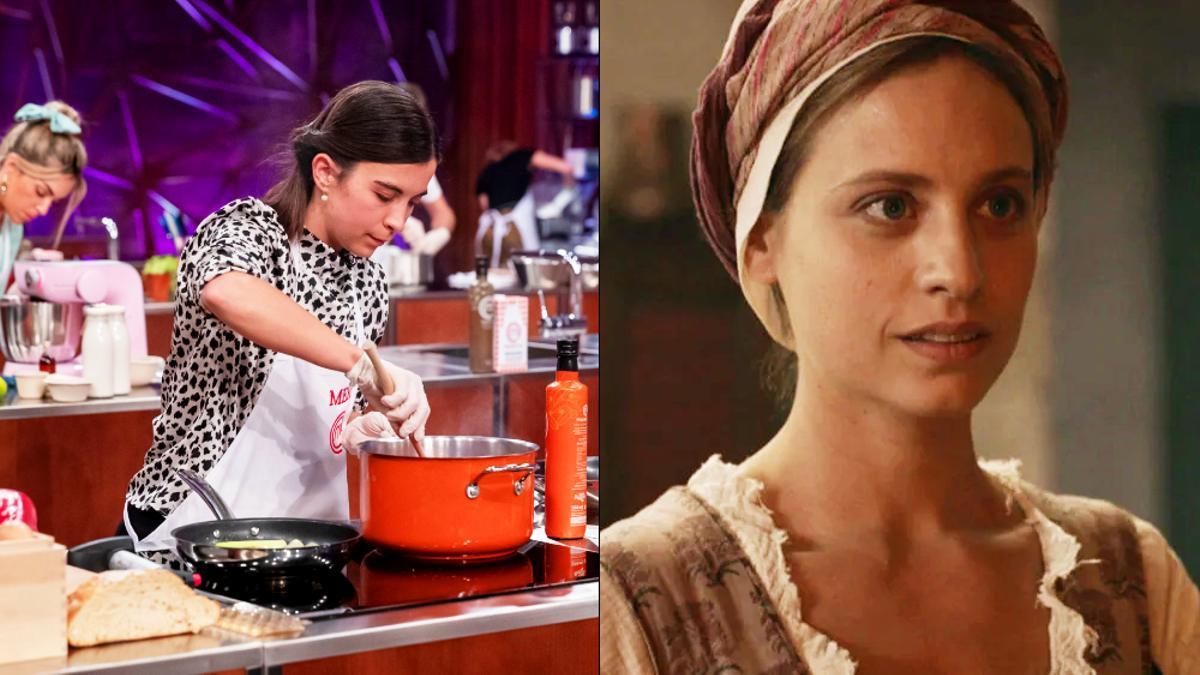 'Masterchef' y 'La cocinera de Castamar'