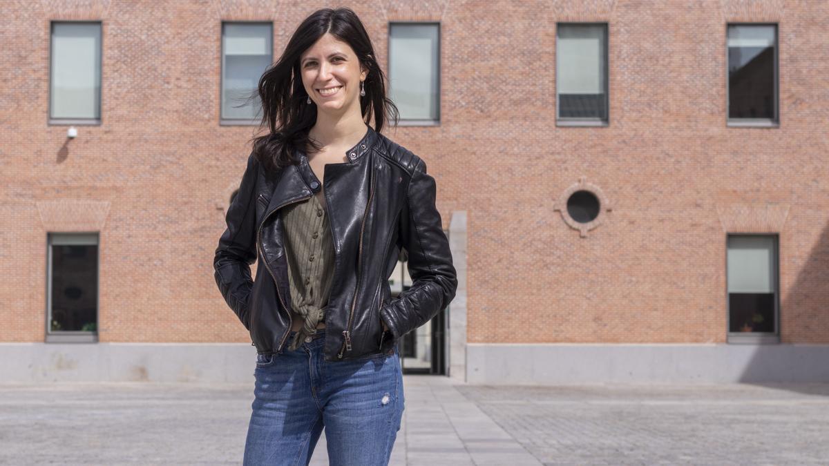Ana Requena, autora de 'Feminismo vibrante' y redactora jefa de Género de elDiario.es.