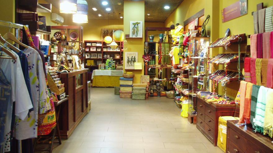 Imagen de la tienda física que Setem MCM tiene en Madrid. / Setem MCM