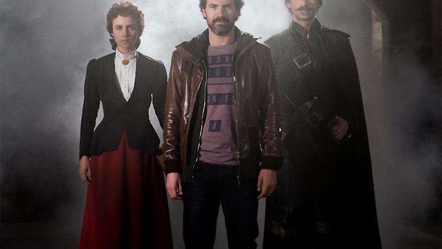 """Imagen de la serie de TVE """"El Ministerio del Tiempo"""""""