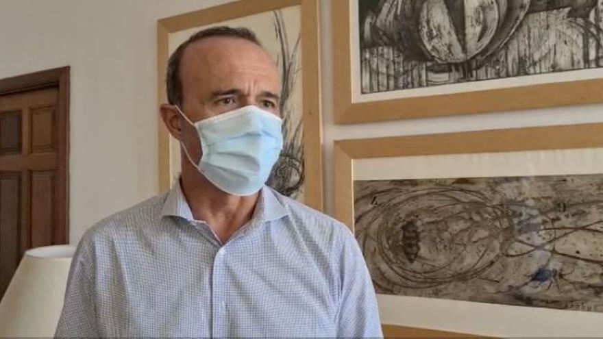 """Camacho: """"Es una gran noticia que Alemania excluya a Canarias de las zonas con riesgo de Covid-19"""""""