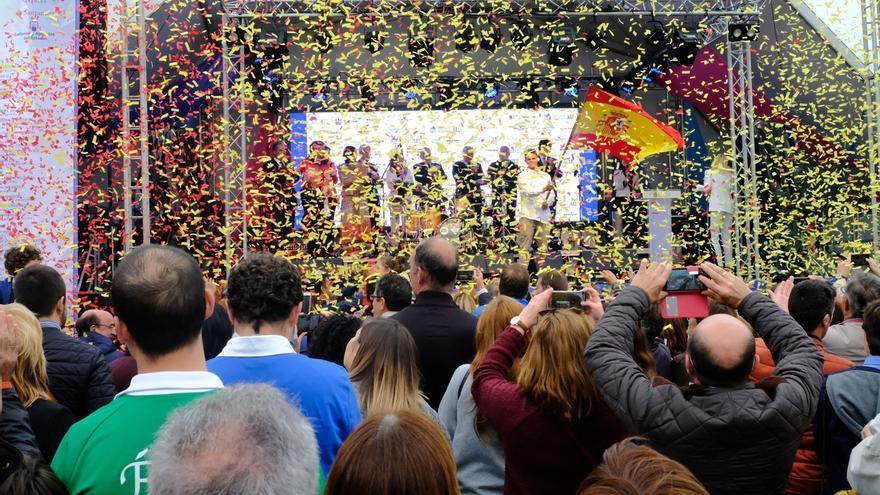 Arranca la Copa del Mundo de Vela en Santander con deportistas de 41 países