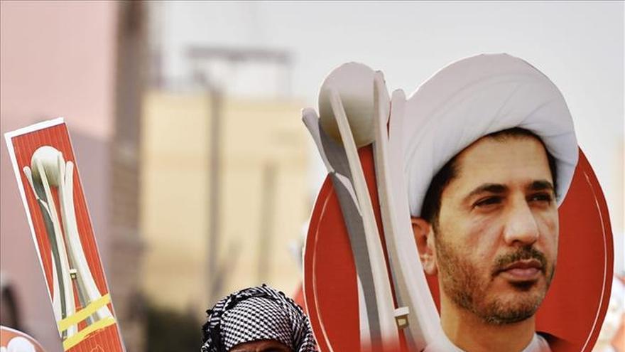 Prorrogan la detención del líder del mayor partido opositor de Baréin