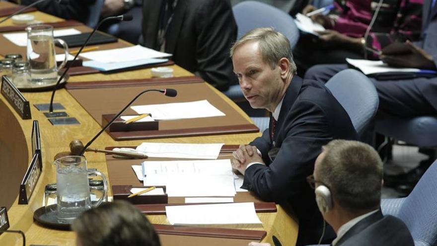 LA ONU RESPALDA A BARROW Y LA GESTIÓN AFRICANA PARA UNA TRANSICIÓN EN GAMLa misión de la ONU en el Sáhara sigue sin operar a plena capacidadBIA