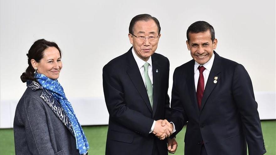 """Humala: """"Perú está orgullosa de poner las bases del crucial acuerdo de París"""""""