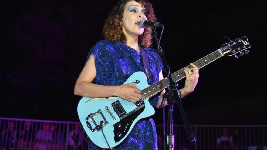 Gaby Moreno canta a los migrantes centroamericanos en su nuevo disco