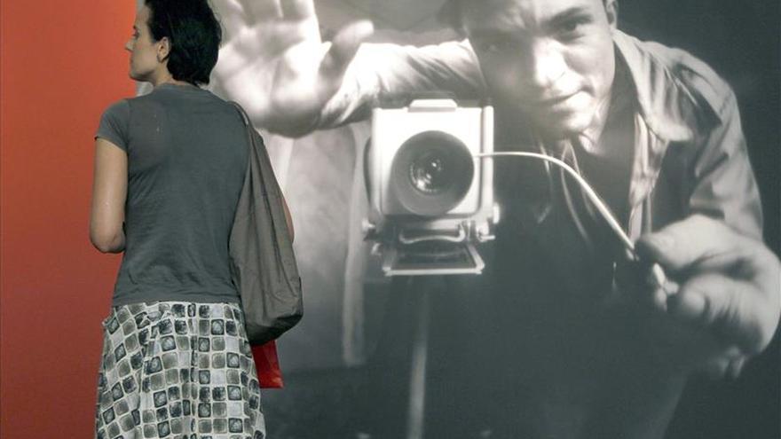El Museo del Ferrocarril acoge una muestra fotográfica del Madrid del siglo XX