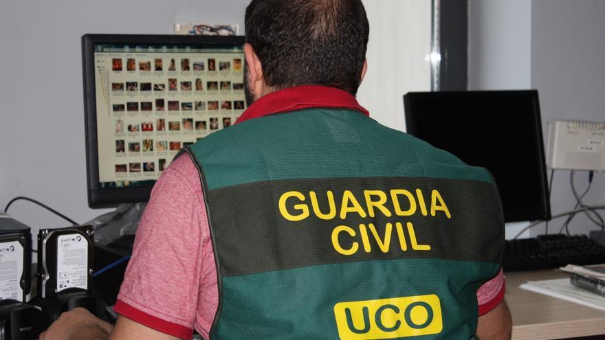 Se puede instalar 'software' de control en el equipo de un presunto delincuente, aunque hay diferentes recelos a ello (Imagen: Guardia Civil)
