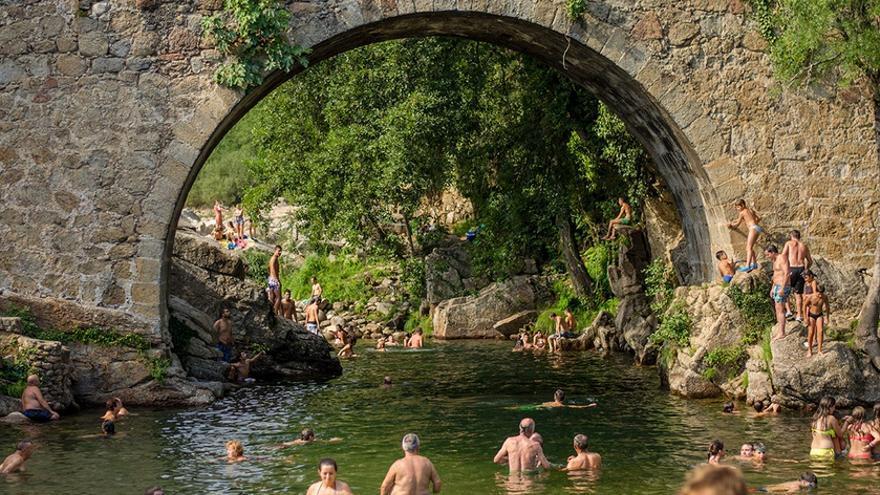 turismo extremadura agosto
