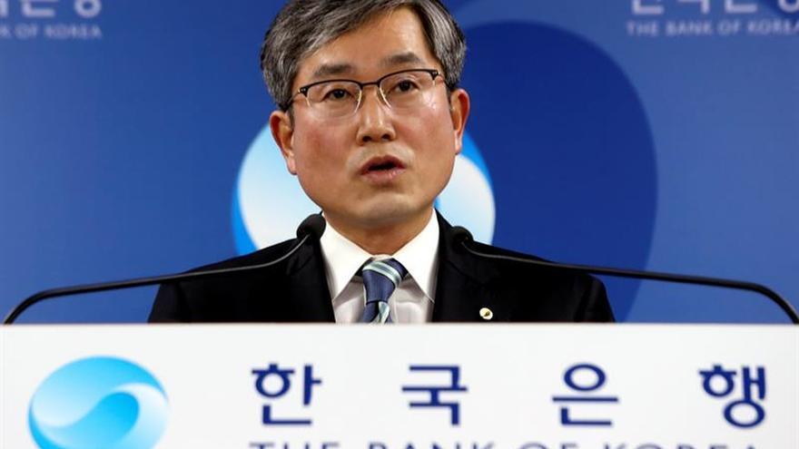 Corea del Sur redujo en un 13,7 % su superávit corriente en julio