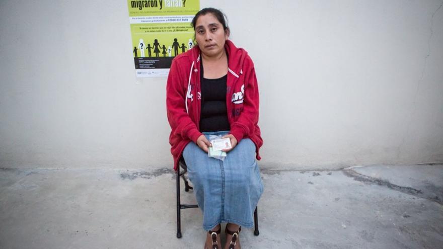 Teresa Jiménez (Salvador Campillo/ Ayuda en Acción)