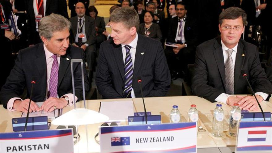 Ministro de Finanzas de Nueva Zelanda se postula como futuro primer ministro