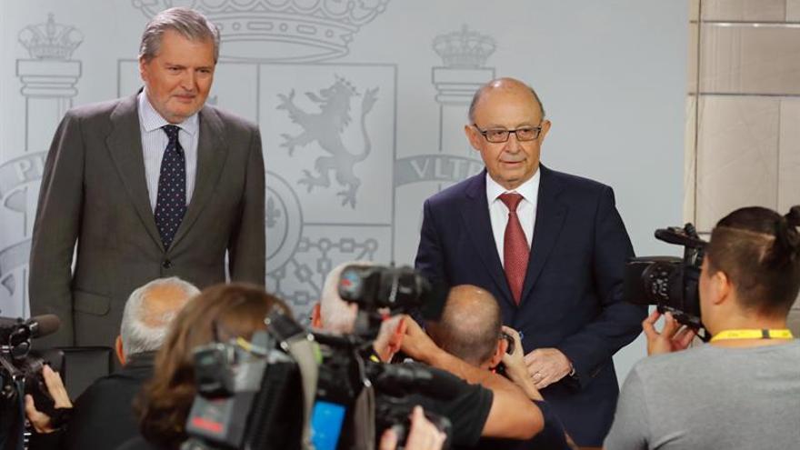 El Estado asumirá pagos no esenciales de Cataluña para evitar que se desvíen al 1-O