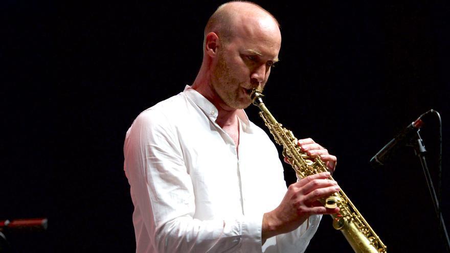 El director y saxofonista Bernard Van Rossum