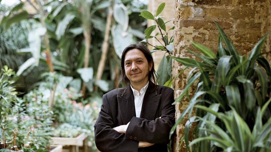 Santiago Lorenzo, autor de 'Los asquerosos'
