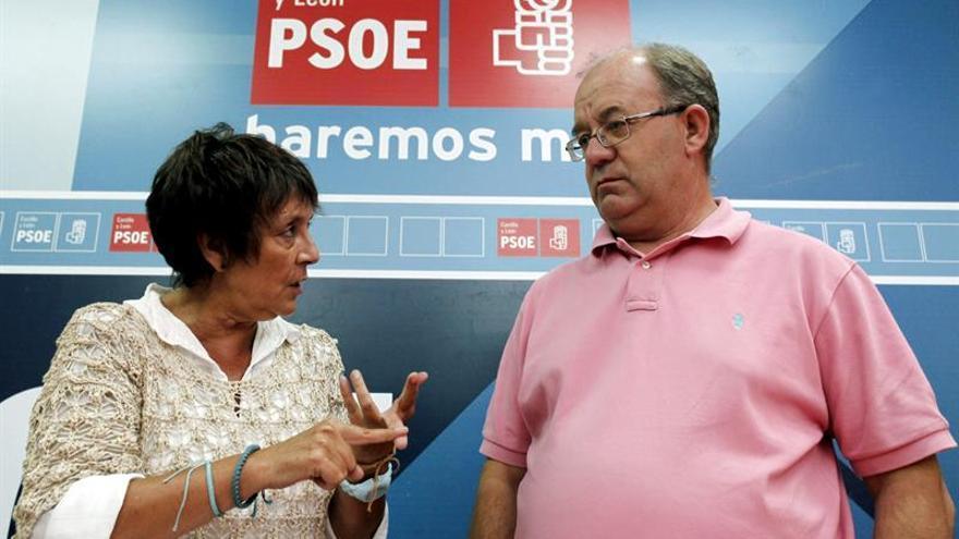 Caro se impone a Iglesias en las primarias del PSOE de Ávila con el 64% votos