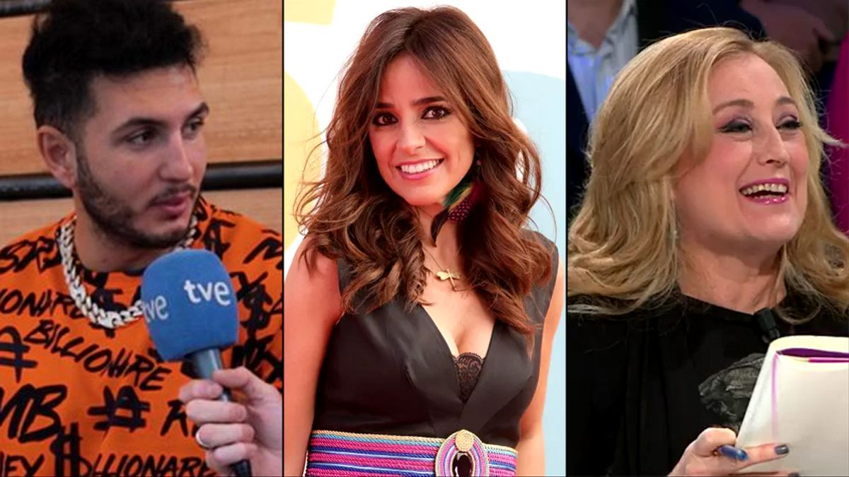 Omar Montes, Carmen Alcayde y Elisa Beni