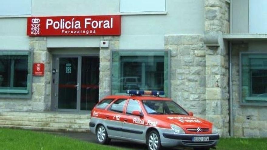 Dispositivo especial de la Policía Foral para las fiestas de Sangüesa y Alsasua